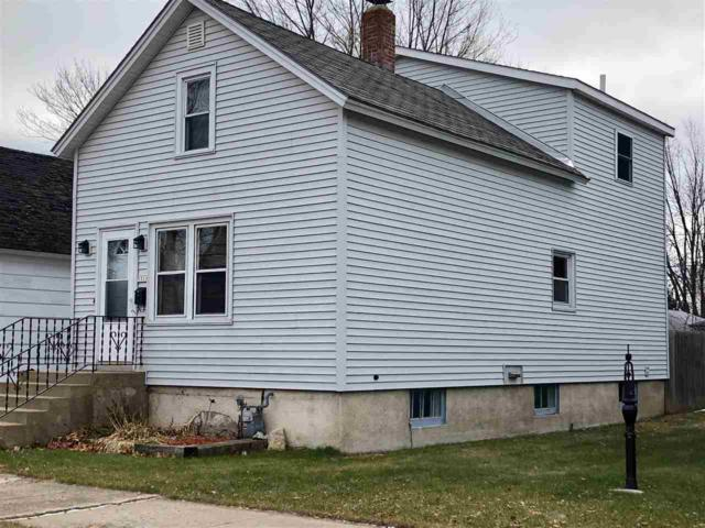 1511 26TH Avenue, Menominee, MI 49858 (#50195452) :: Todd Wiese Homeselling System, Inc.