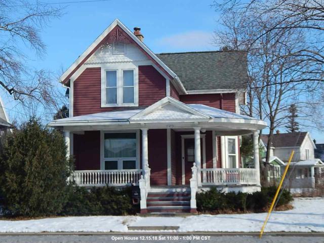 1402 Elmwood Avenue, Oshkosh, WI 54901 (#50195465) :: Dallaire Realty