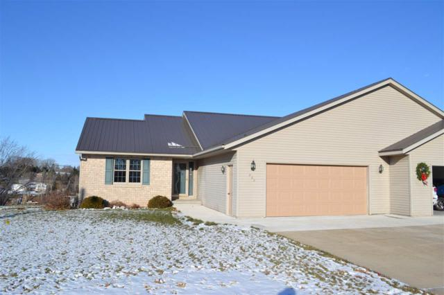 282 Highland Street, Wrightstown, WI 54180 (#50195505) :: Dallaire Realty