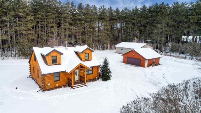 13884 Lund Lane, Mountain, WI 54149 (#50195512) :: Todd Wiese Homeselling System, Inc.