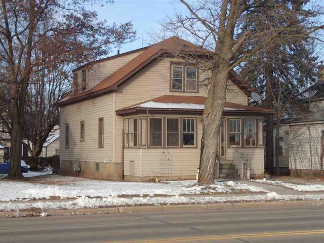 509 E Green Bay Street, Shawano, WI 54166 (#50195640) :: Todd Wiese Homeselling System, Inc.