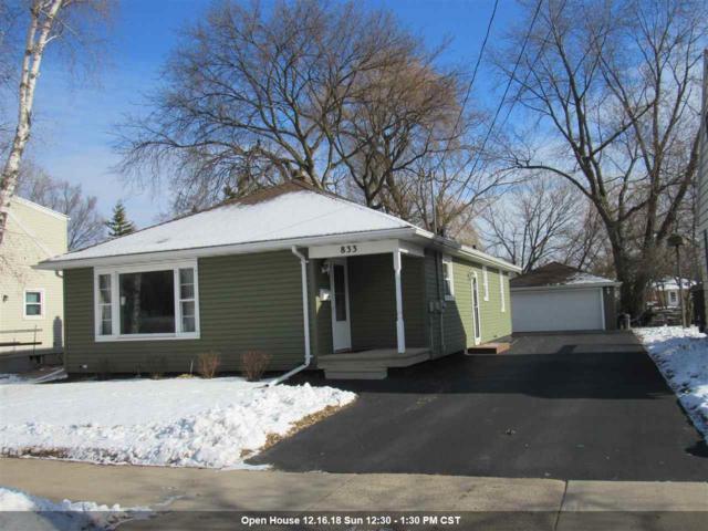 833 Appleton Street, Menasha, WI 54952 (#50195647) :: Todd Wiese Homeselling System, Inc.