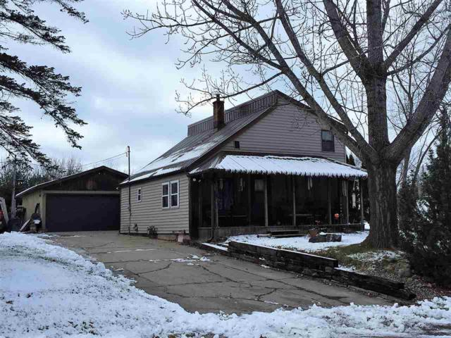 169 Birch Drive, Oconto Falls, WI 54154 (#50195649) :: Dallaire Realty