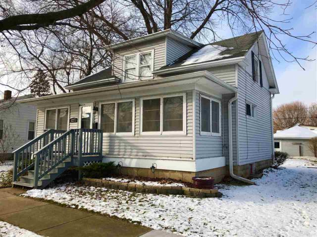 227 N Huron Street, De Pere, WI 54115 (#50195656) :: Todd Wiese Homeselling System, Inc.