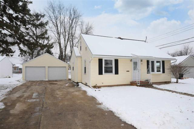 1425 W Brewster Street, Appleton, WI 54914 (#50195676) :: Dallaire Realty
