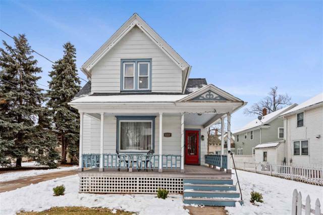 808 N Oneida Street, Appleton, WI 54911 (#50195693) :: Dallaire Realty