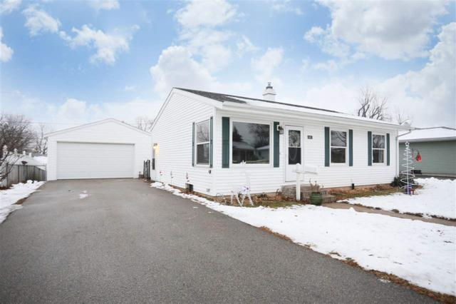 609 Park Street, Combined Locks, WI 54113 (#50195735) :: Dallaire Realty