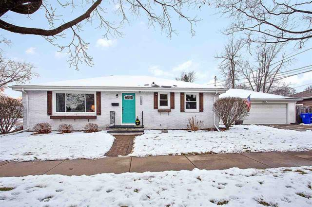 2205 N Mcdonald Street, Appleton, WI 54911 (#50195784) :: Dallaire Realty