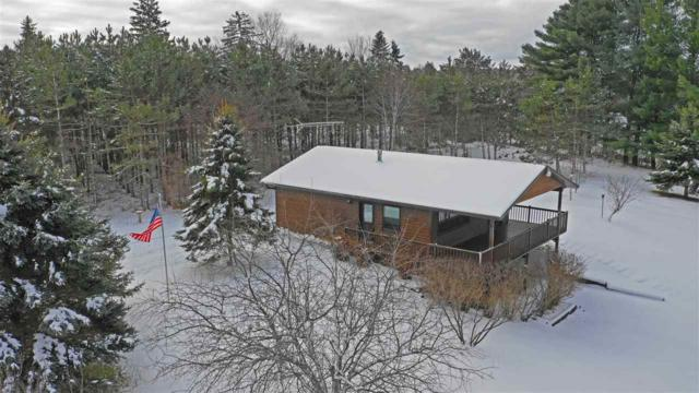 N5477 Rasmussen Road, Scandinavia, WI 54977 (#50195867) :: Dallaire Realty