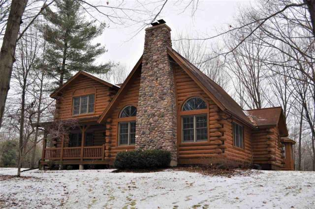 5824 Forest Lake Lane, Abrams, WI 54101 (#50195897) :: Dallaire Realty