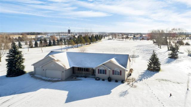3401 Old Military Road, De Pere, WI 54115 (#50196154) :: Todd Wiese Homeselling System, Inc.
