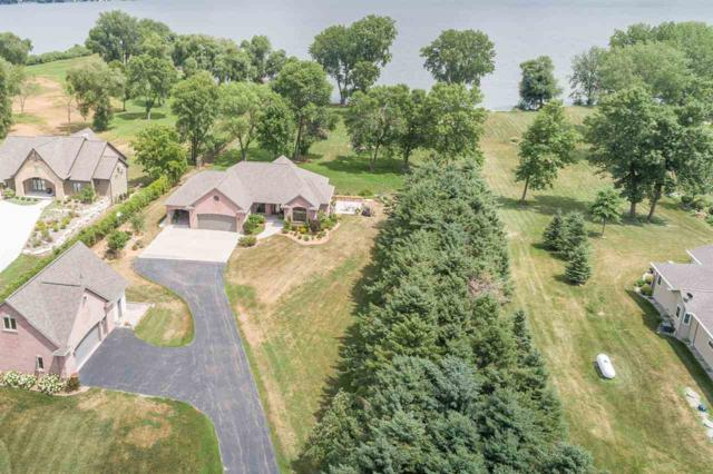 N4810 35TH Drive, Fremont, WI 54940 (#50196177) :: Todd Wiese Homeselling System, Inc.