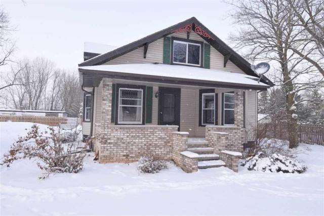 W3910 Adolph Road, Black Creek, WI 54106 (#50196265) :: Dallaire Realty