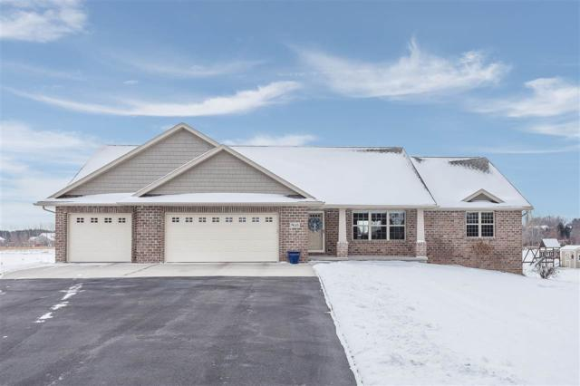 7435 Hillview Drive, Sobieski, WI 54171 (#50196266) :: Todd Wiese Homeselling System, Inc.