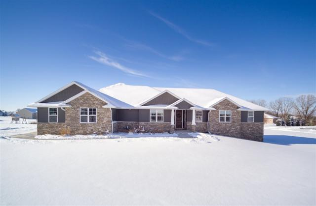 4061 Georgetown Drive, Omro, WI 54963 (#50196294) :: Dallaire Realty