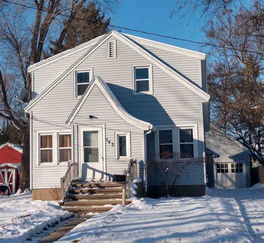 543 Grove Street, Neenah, WI 54956 (#50196352) :: Dallaire Realty