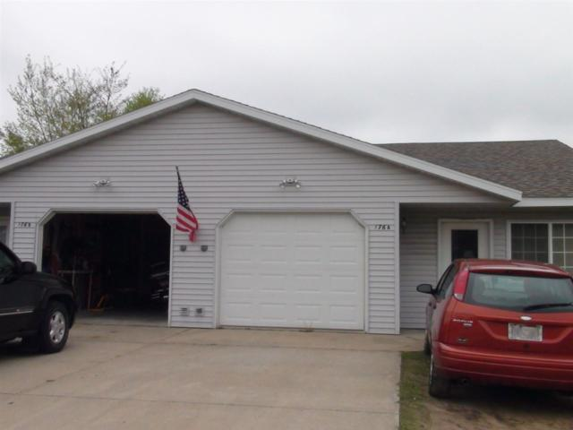 176 Thackery Street, Redgranite, WI 54970 (#50196400) :: Dallaire Realty