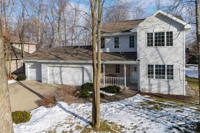 225 Patricia Lane, Wrightstown, WI 54180 (#50196456) :: Dallaire Realty