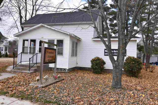 208 S St Marie Street, Wautoma, WI 54982 (#50196458) :: Dallaire Realty