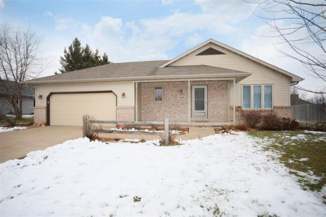 1163 Fieldview Drive, Menasha, WI 54952 (#50196558) :: Todd Wiese Homeselling System, Inc.