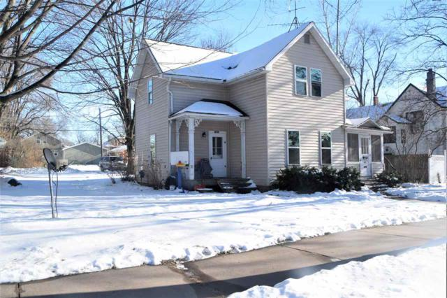 106 N State Street, Waupaca, WI 54981 (#50196598) :: Dallaire Realty