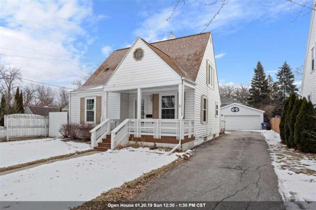 427 10TH Street, Neenah, WI 54956 (#50196676) :: Todd Wiese Homeselling System, Inc.