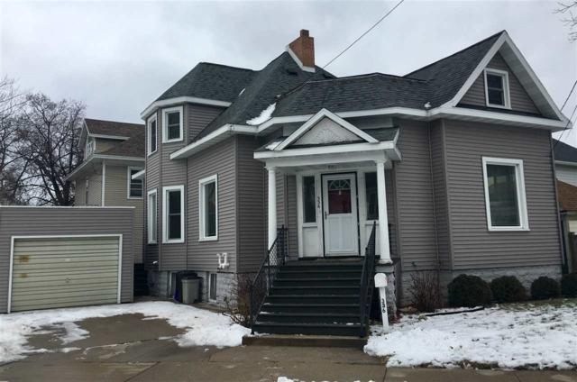 336 Jefferson Street, Marinette, WI 54143 (#50196698) :: Symes Realty, LLC