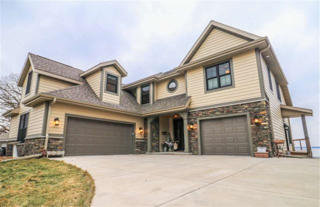 W8096 Park Lane Road, LAKE MILLS, WI 53551 (#50196712) :: Dallaire Realty