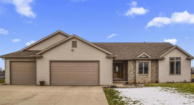 W6598 Parkview Drive, Greenville, WI 54942 (#50196718) :: Todd Wiese Homeselling System, Inc.