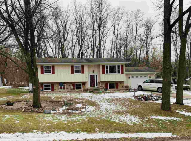 498 E Marquette Street, Berlin, WI 54923 (#50196736) :: Todd Wiese Homeselling System, Inc.