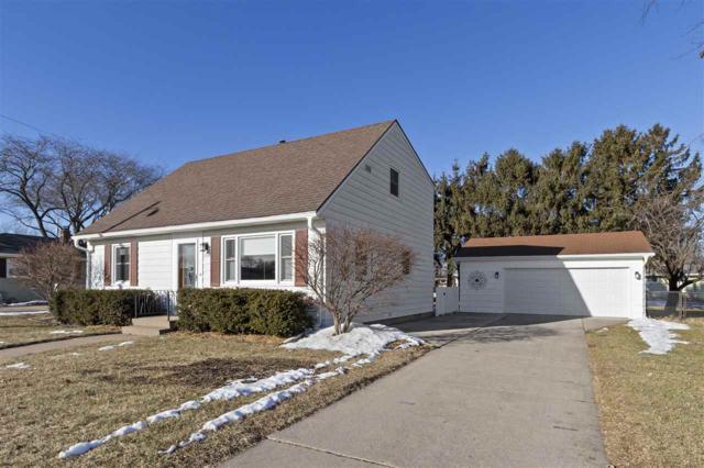 1336 W 5TH Avenue, Oshkosh, WI 54902 (#50196780) :: Todd Wiese Homeselling System, Inc.