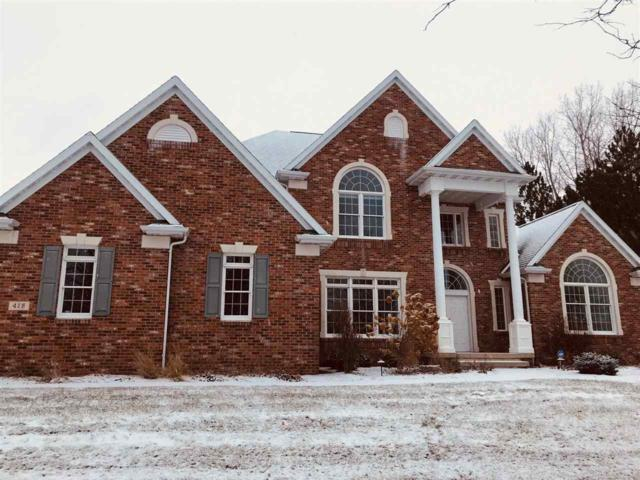 416 E Haddonstone Drive, Appleton, WI 54913 (#50196827) :: Todd Wiese Homeselling System, Inc.