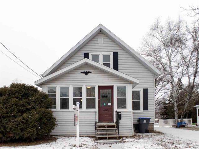 405 Van Street, Neenah, WI 54956 (#50196847) :: Todd Wiese Homeselling System, Inc.
