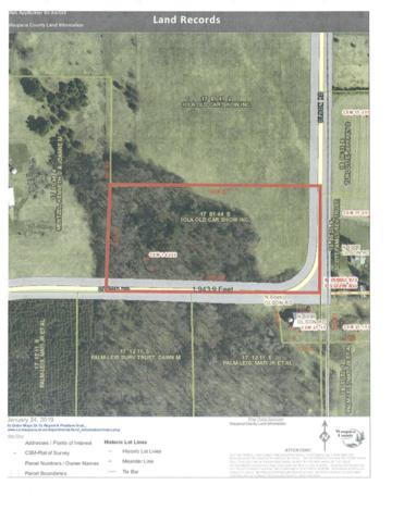 Olson Road, Iola, WI 54945 (#50197054) :: Dallaire Realty