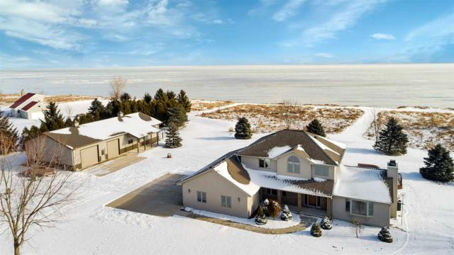 17909 Lakeshore Road, Two Rivers, WI 54241 (#50197109) :: Todd Wiese Homeselling System, Inc.
