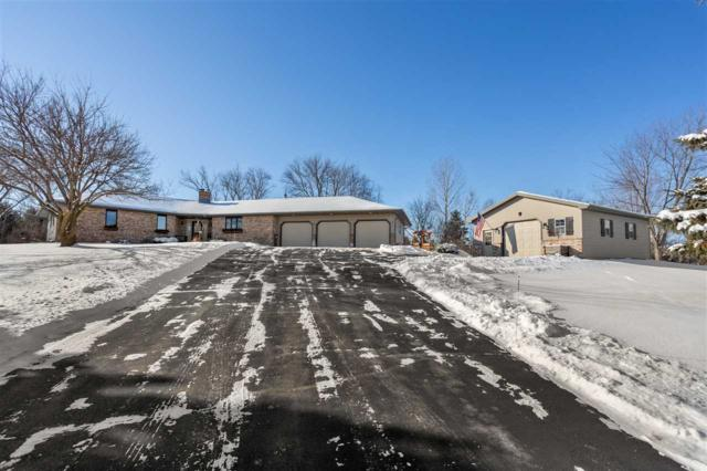 N2579 Butternut Road, Hortonville, WI 54944 (#50197158) :: Todd Wiese Homeselling System, Inc.
