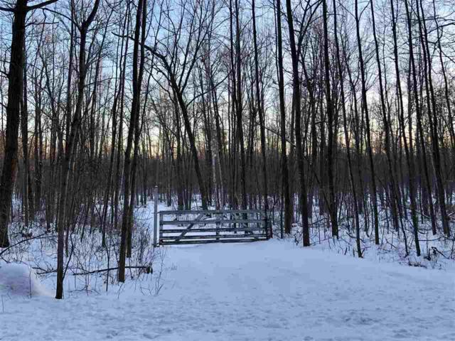Cut Off Road, Ogdensburg, WI 54962 (#50197161) :: Dallaire Realty