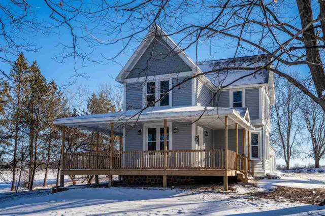 2110 Elo Road, Pickett, WI 54964 (#50197186) :: Todd Wiese Homeselling System, Inc.