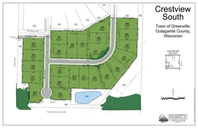 Quarry Rim Road, Hortonville, WI 54944 (#50197274) :: Ben Bartolazzi Real Estate Inc