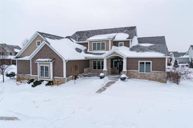 335 E Clearwater Drive, Appleton, WI 54913 (#50197320) :: Dallaire Realty