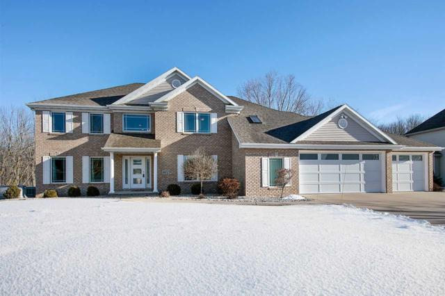 4472 W Amberwood Lane, Appleton, WI 54913 (#50197330) :: Symes Realty, LLC