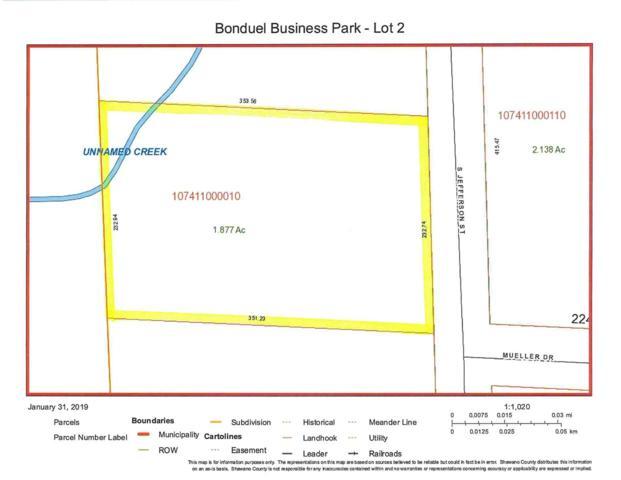 311 S Jefferson Street, Bonduel, WI 54107 (#50197481) :: Todd Wiese Homeselling System, Inc.