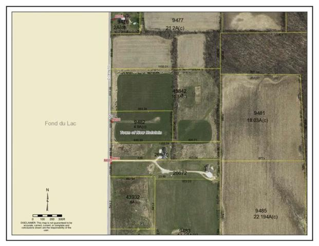 Dorn Road, New Holstein, WI 53061 (#50197500) :: Todd Wiese Homeselling System, Inc.