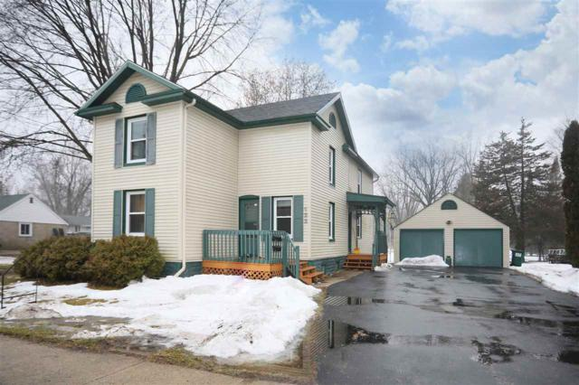122 Locust Street, Ripon, WI 54971 (#50197520) :: Dallaire Realty