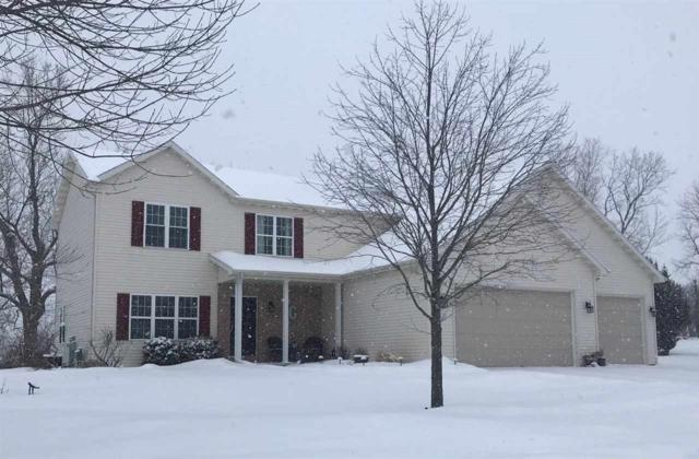 2838 W Warner Estates Drive, Appleton, WI 54913 (#50197651) :: Dallaire Realty