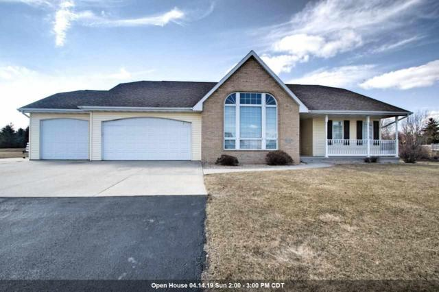 N1917 Christy Lane, Greenville, WI 54942 (#50197679) :: Symes Realty, LLC