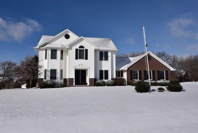 1713 Cottontail Drive, Oshkosh, WI 54904 (#50197712) :: Todd Wiese Homeselling System, Inc.