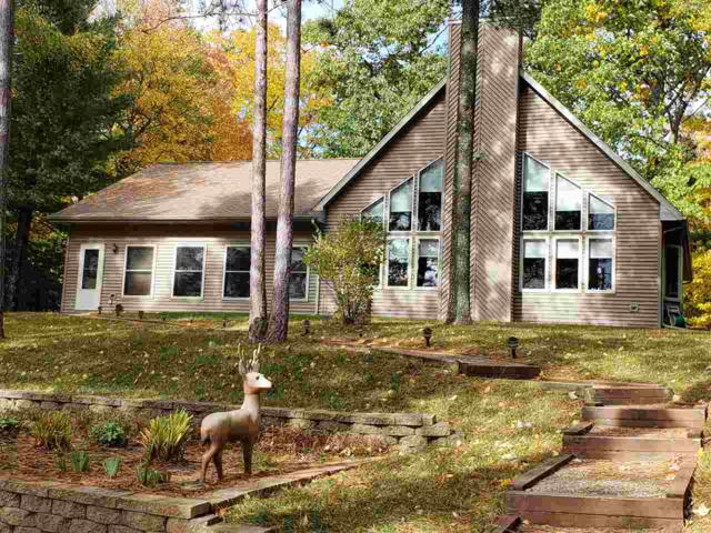 16010 Sunrise Circle, Mountain, WI 54149 (#50197773) :: Todd Wiese Homeselling System, Inc.
