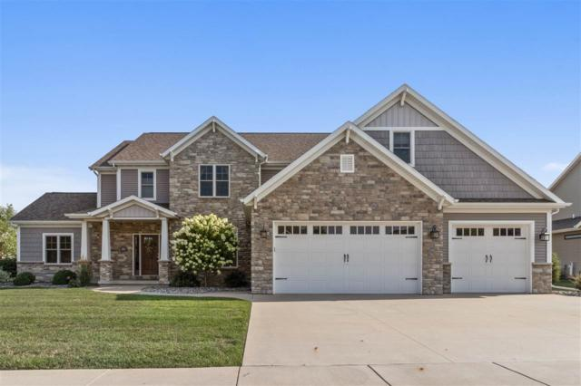 235 E Clearwater Drive, Appleton, WI 54913 (#50197970) :: Dallaire Realty
