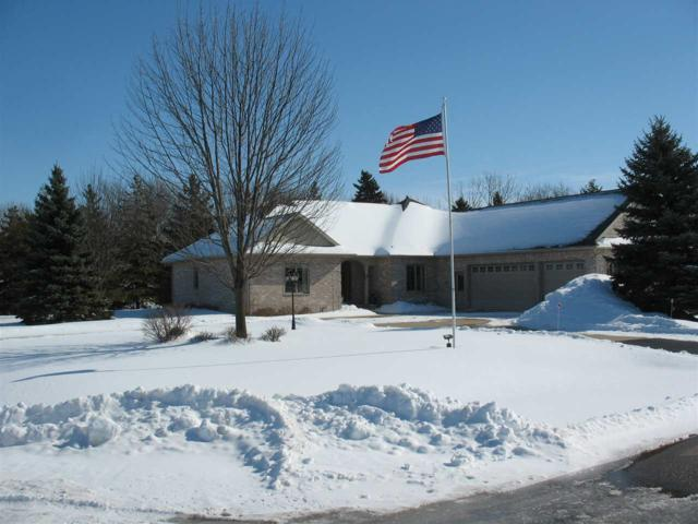 1488 Hayden Drive, Oshkosh, WI 54904 (#50198073) :: Todd Wiese Homeselling System, Inc.